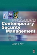 Contemporary Security Management, Second Edition