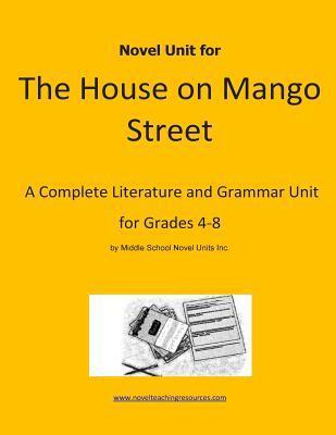 Novel Unit for The House on Mango Street
