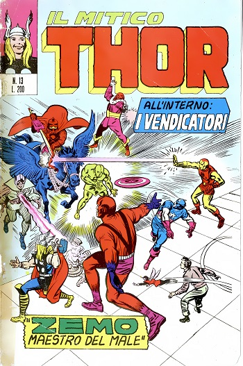 Il Mitico Thor n. 13