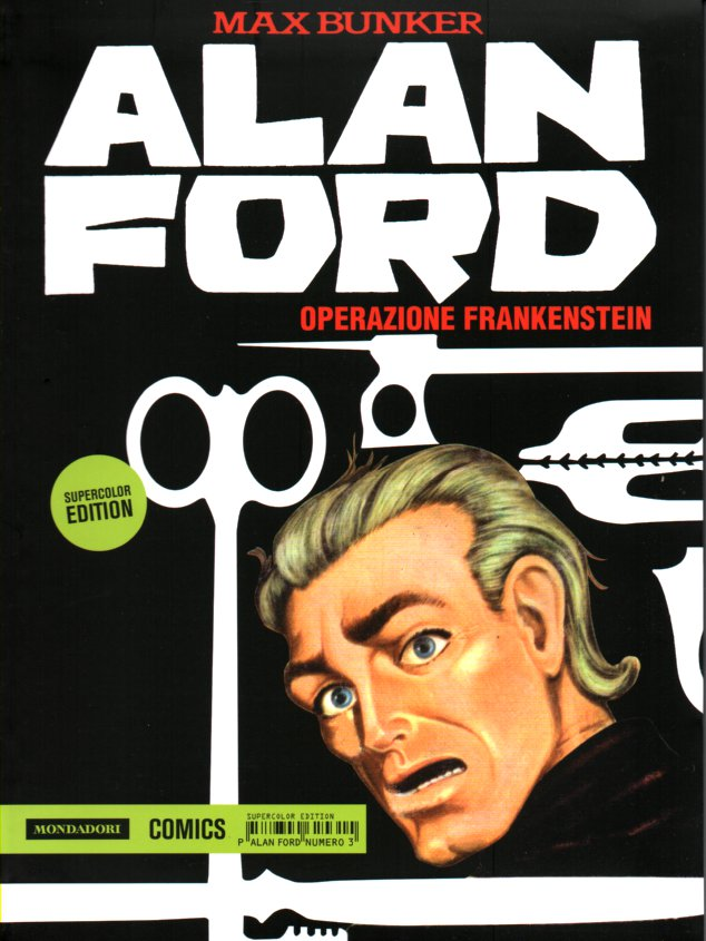 Alan Ford Supercolor Edition n. 3
