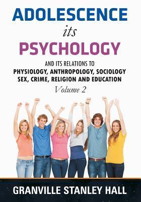 Adolescence its Psychology