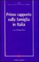 Primo rapporto sulla famiglia in Italia