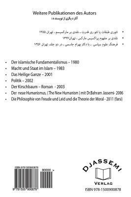 How to Form Notions in Farsi by Applying Rules of Grammer / Bildung Neuer Begriffe Im Farsi Nach Grammatikalischen Regeln