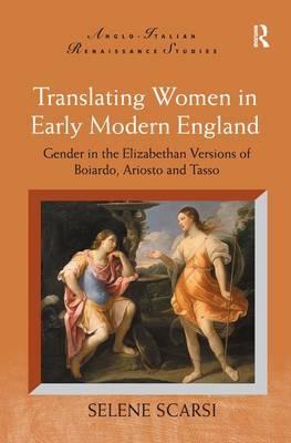 Translating Women in Early Modern England