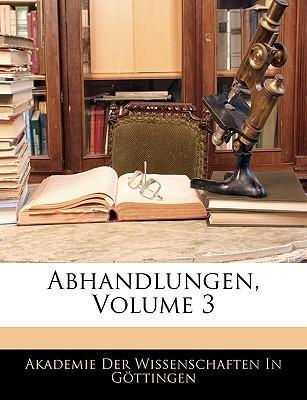 Abhandlungen des kö...