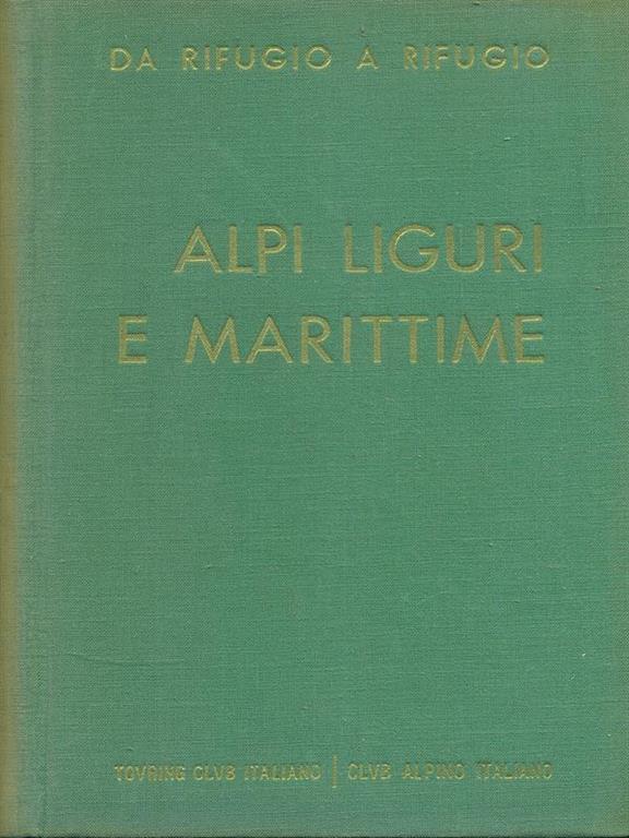 Alpi Liguri e Marittime