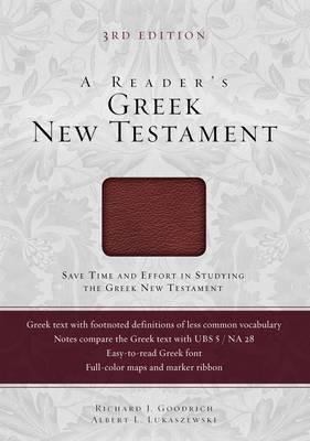 A Reader's Greek New...