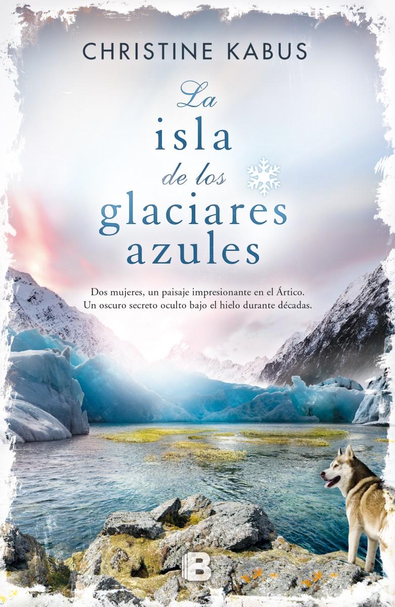 La isla de los glaciales azules