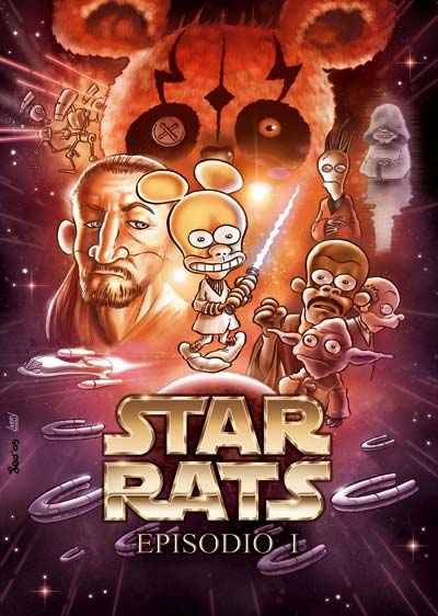 Star Rats - Episodio...
