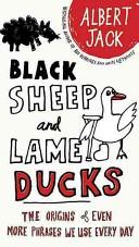 Black Sheep and Lame Ducks