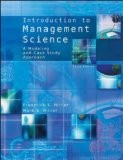Introduction to Management Science with Student CD