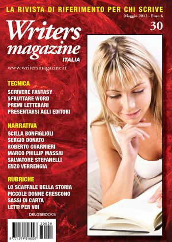 Writers Magazine Italia n.30
