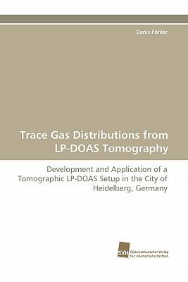 Trace Gas Distributions from LP-DOAS Tomography