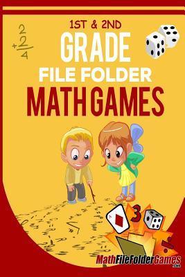 1st & 2nd Grade File Folder Math Games