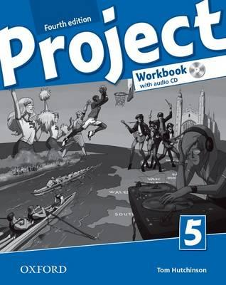 Project 4th Level 5. WB with CD with oosp