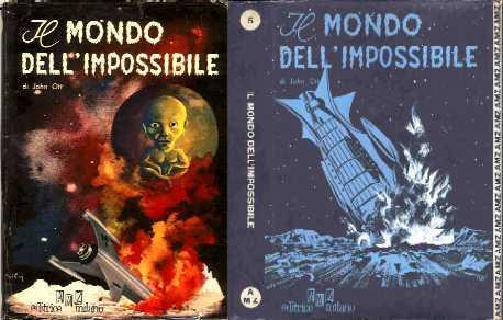 Il mondo dell'impossibile