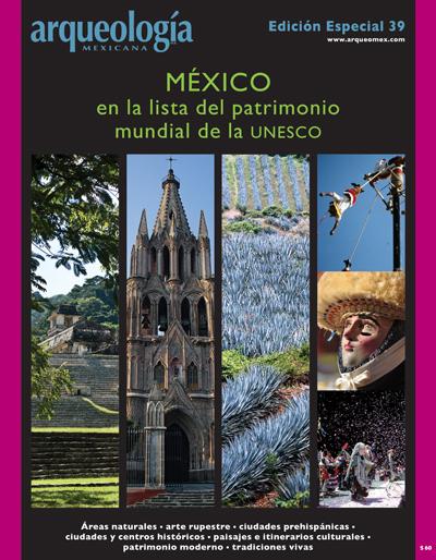 México en la lista del patrimonio mundial de la UNESCO