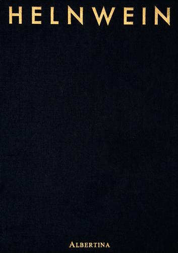 Helnwein - Arbeiten von 1970-1985