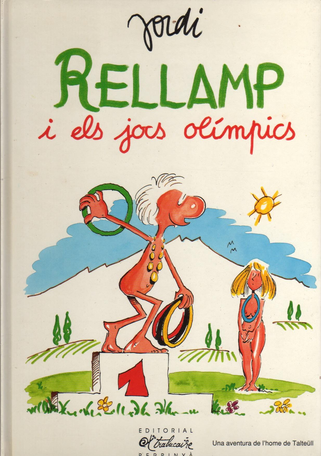Rellamp i els jocs olímpics