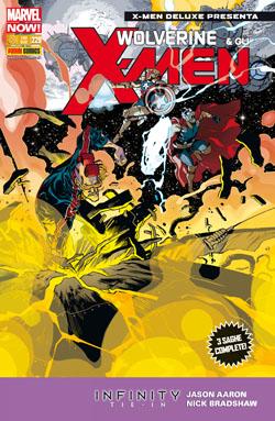 X-Men Deluxe Presenta n. 229