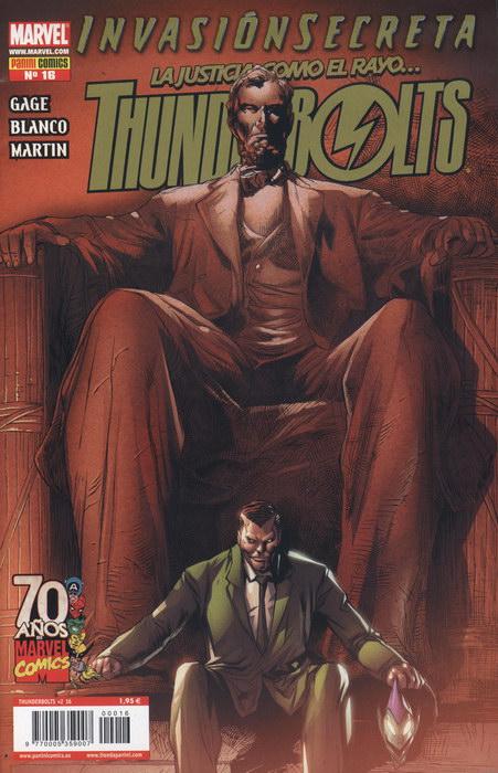 Thunderbolts Vol.2 #16 (de 24)