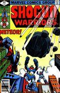 Shogun Warriors Vol.1 #12