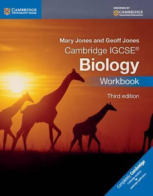 Cambridge IGCSE biology. Workbook. Per le Scuole superiori. Con espansione online