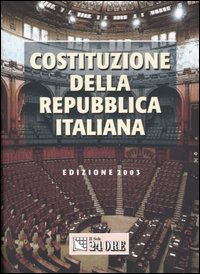 Costituzione delle Repubblica Italiana