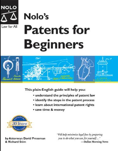 Nolo's Patents for B...