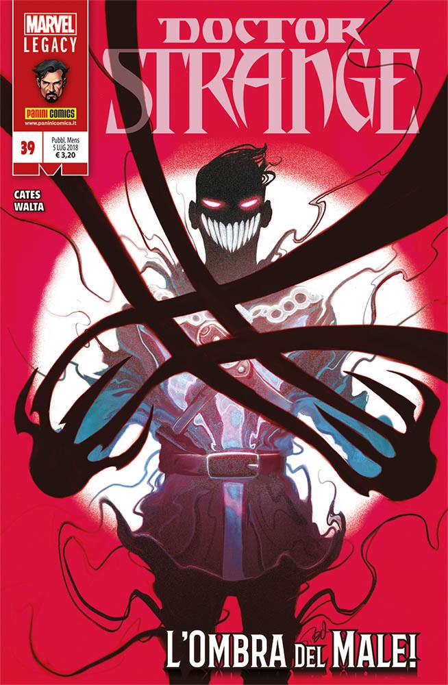 Doctor Strange n. 39