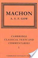 Machon: The Fragments