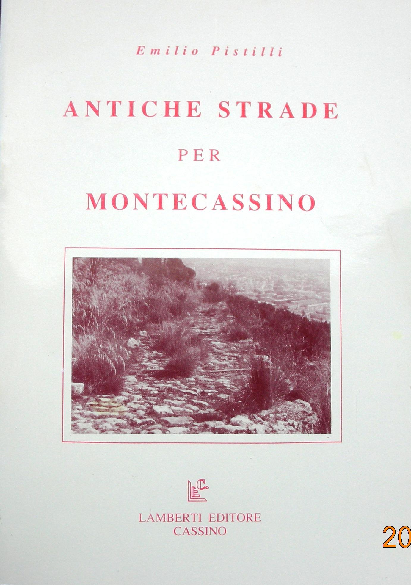 Antiche strade per Montecassino