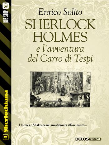 Sherlock Holmes e l'avventura del Carro di Tespi