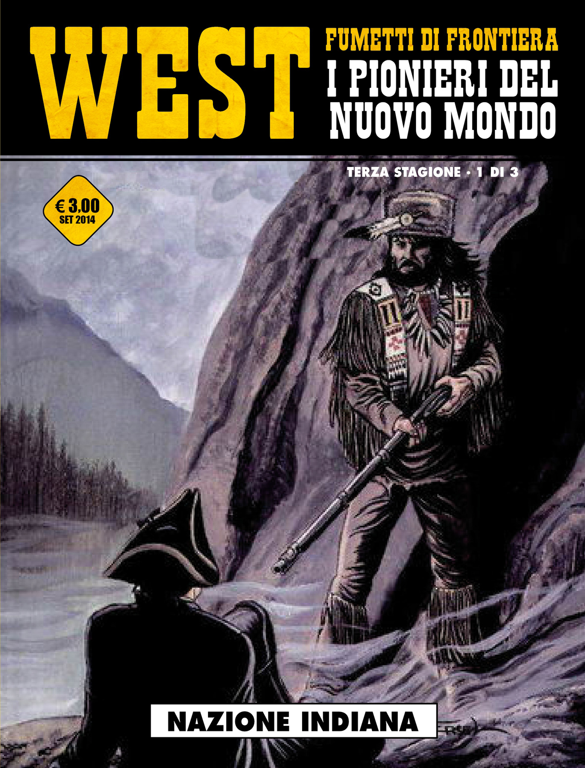 WEST - Fumetti di frontiera n. 15