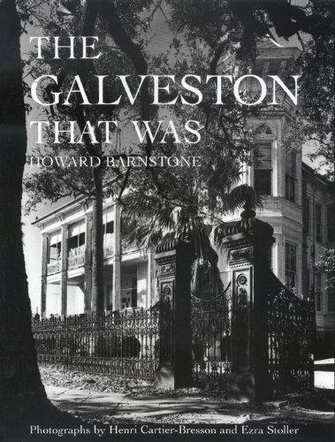 The Galveston That Was