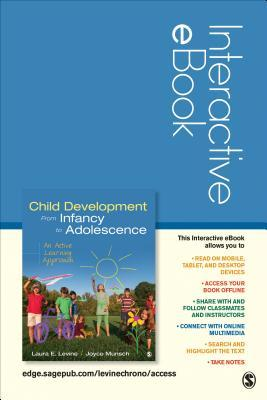 Child Development from Infancy to Adolescence Interactive Ebook Access Code