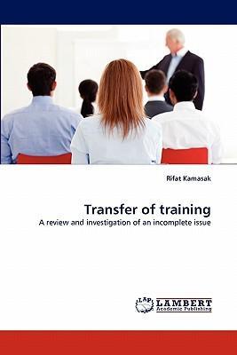 Transfer of training