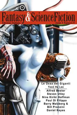 Fantasy & ScienceFiction, Anno1, n. 5 (novembre 2013)