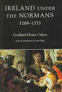 Ireland Under the Normans