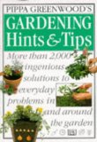 Gardening hints and ...