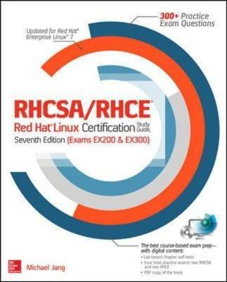 RHCSA/RHCE Red Hat Linux certification practice. Exams with virtual machines. Con CD-ROM