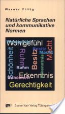 Natürliche Sprachen und kommunikative Normen