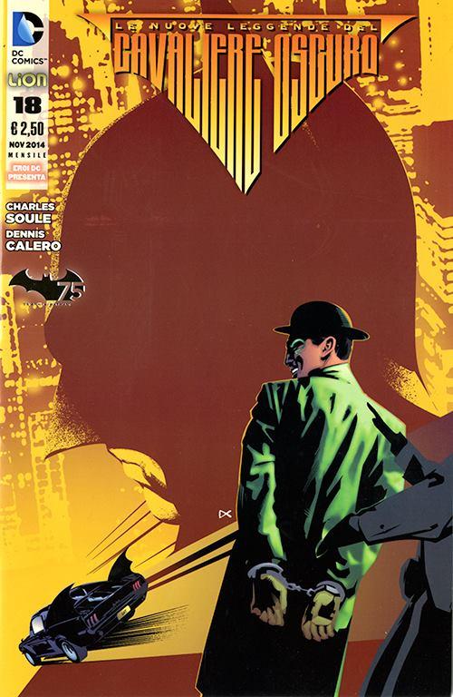 Batman: Le nuove leggende del Cavaliere Oscuro n. 18