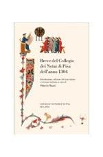 Breve del Collegio dei Notai di Pisa dell'anno 1304