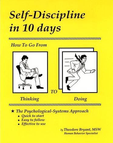 Self-Discipline in 10 Days