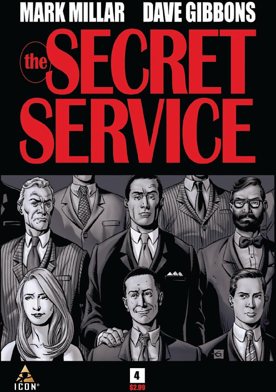 The Secret Service Vol.1 #4