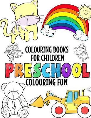 Colouring Books For Children