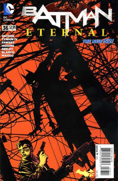 Batman Eternal Vol.1 #36