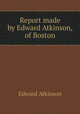 Report Made by Edwar...