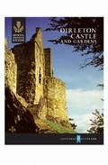 Dirleton Castle and Gardens.